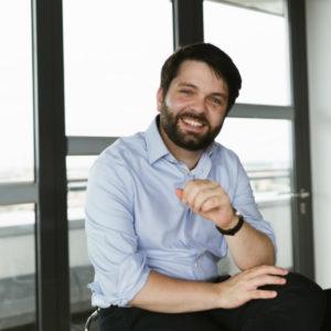 Leonhard Gebhardt (Wissenschaftlicher Mitarbeiter und Doktorand)